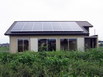 我が家が発電所になりました!これからの蓄電が楽しみです。